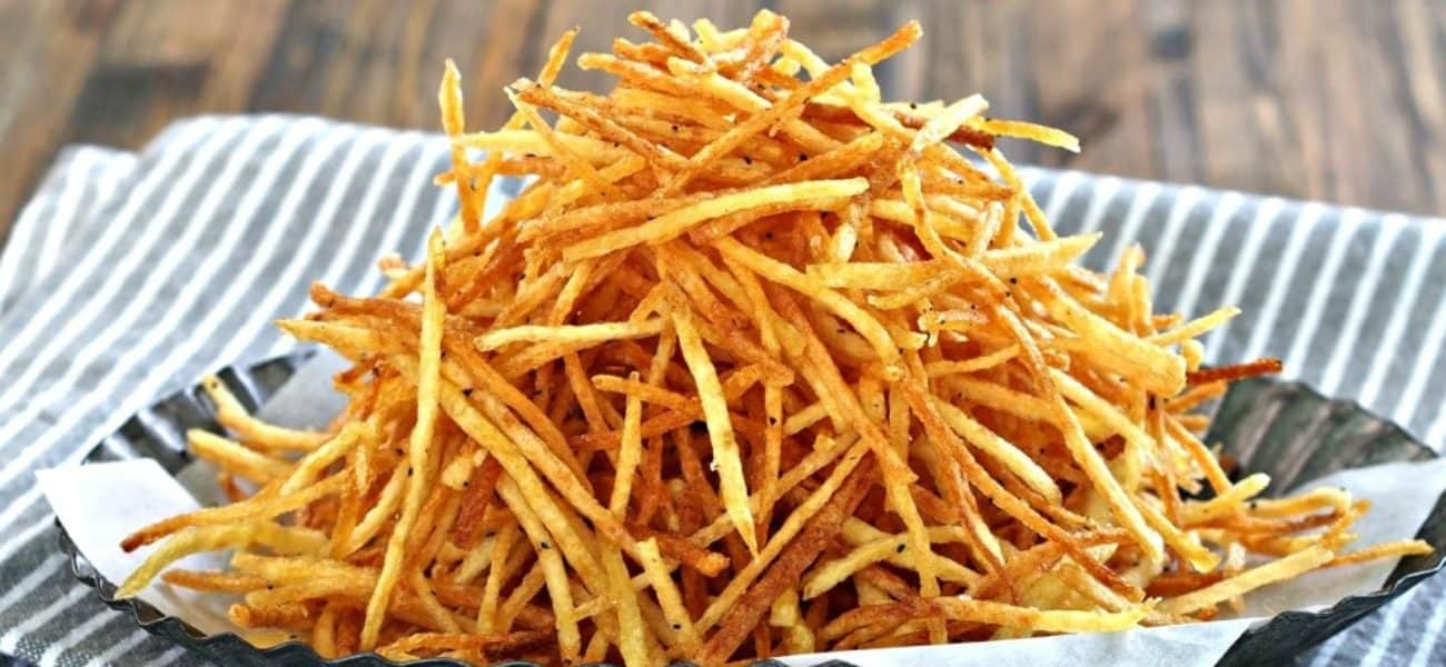 Most Delicious Homemade French Fries Recipes
