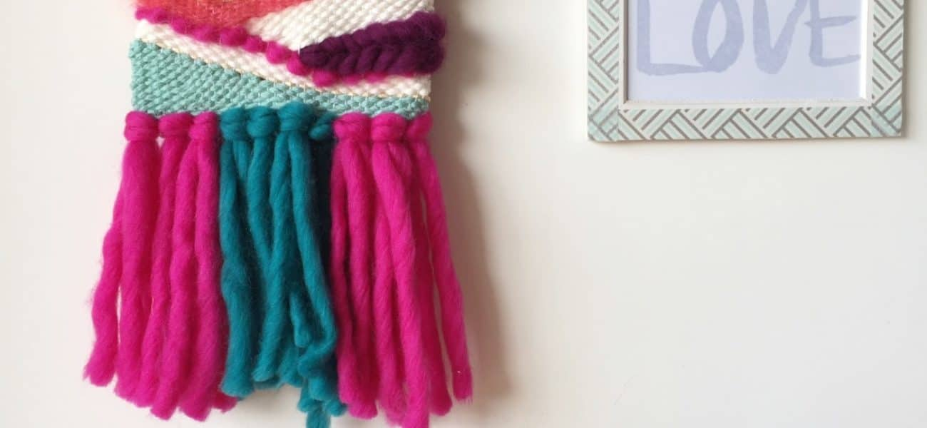 Making a Trendy Statement: 15 Pretty DIY Weaving Crafts to Try Out
