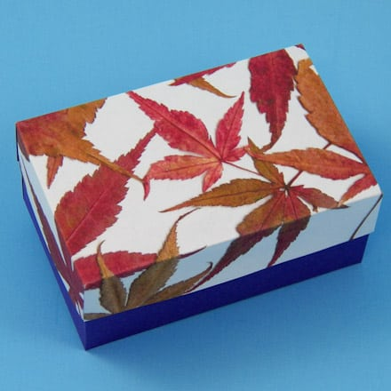 Decoupage trinket box