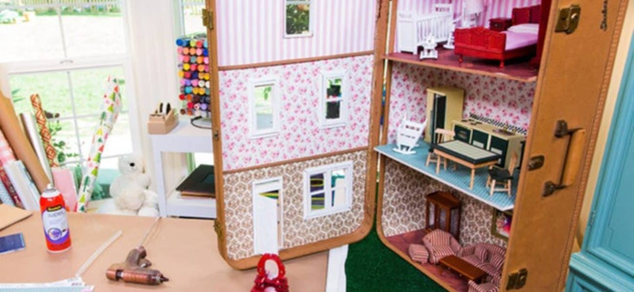15 Best Homemade Dollhouse Ideas and Designs