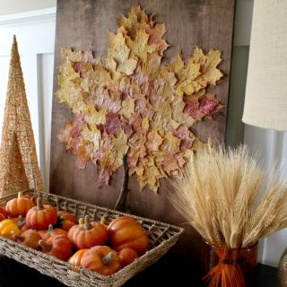 15 Leaf Decoupage Projects for Nature Lovers