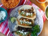 Mushroom tacos 200x150 Sprouting Flavor: Awesome Recipes for Mushroom Lovers