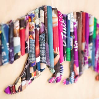Amazing Crafts Made from Old Magazines, Newspapers and More!