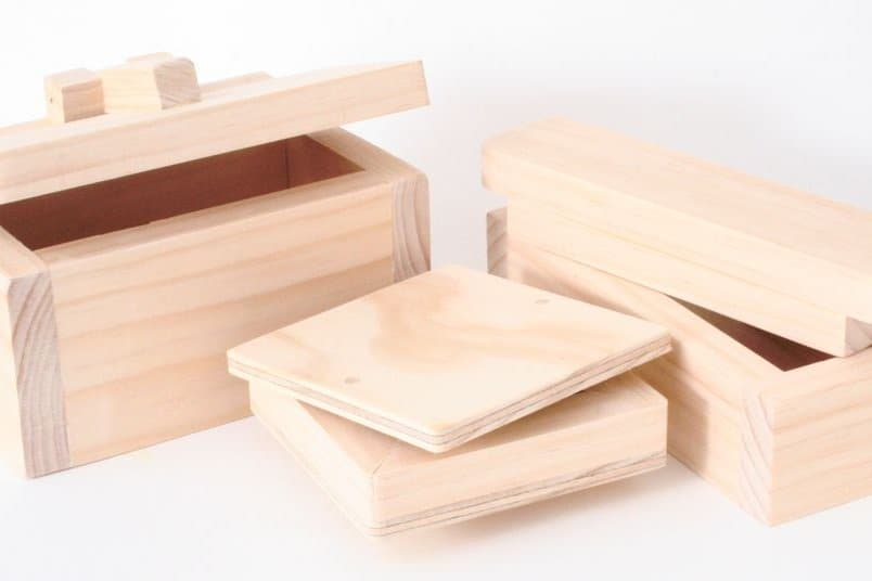 Simple boxes for beginners