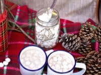 Chocolate covered cherry hot cocoa 200x150 Sipping Festive Joy: Hot Homemade Drinks for The Holidays