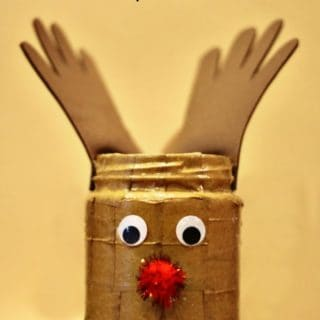 Pulling Your Heart Strings: Adorable Reindeer Themed Crafts for Kids