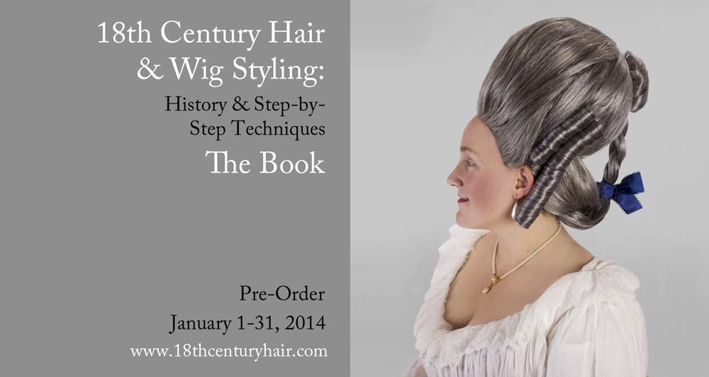 18th centry period piece wig