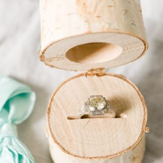 Making a Creative Statement: 15 DIY Ring Boxes