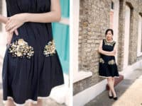 DIY Baroque inspired dress 200x150 Cute and Fun Homemade Fashion Makeovers: Awesome DIY Party Dresses