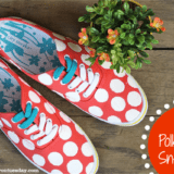 Timeless Pattern Back in Style: Polka Dot Themed Crafts