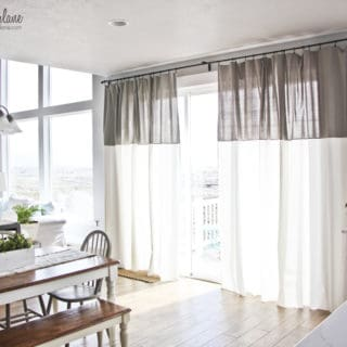 Fun, Colorful and Full of Life: 15 Best DIY Curtains to Try Out in New Year