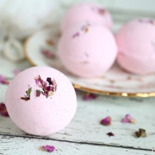 Rejuvenate Your Senses with these Spa-Inspired DIY Bath Bombs