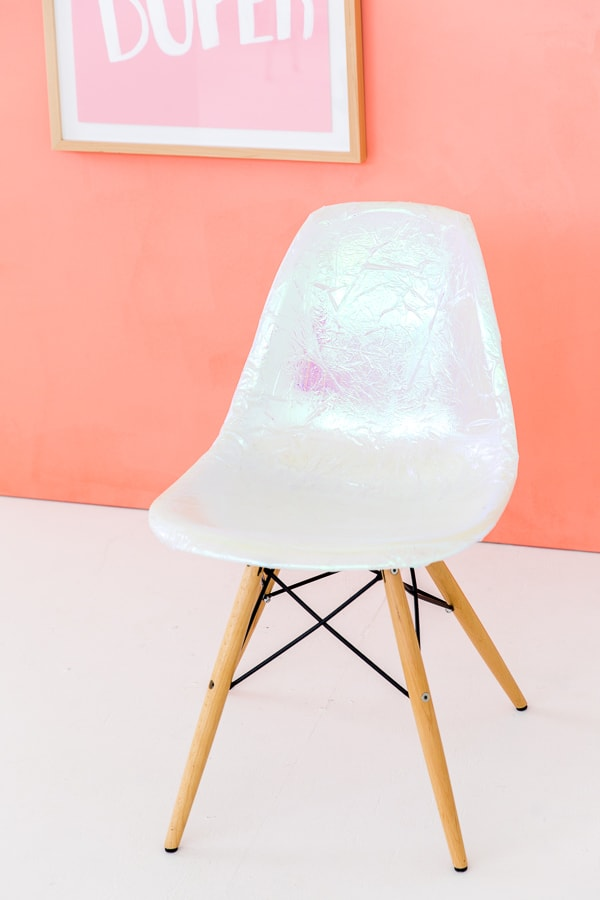Holographic chair