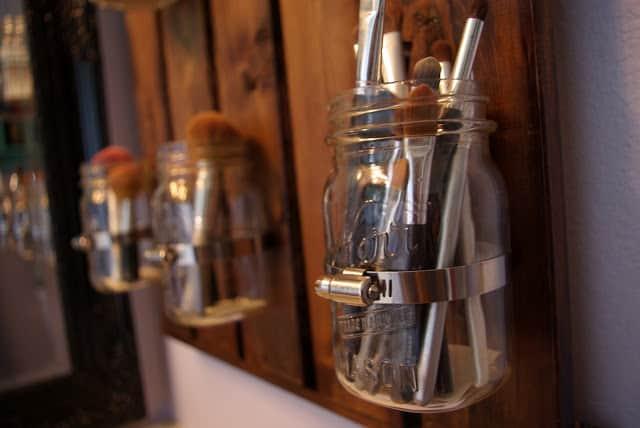 Ball jar storage