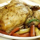 Serving a Scrumptious Delicacy: 15 Mouth-Watering Whole Chicken Crockpot Ideas
