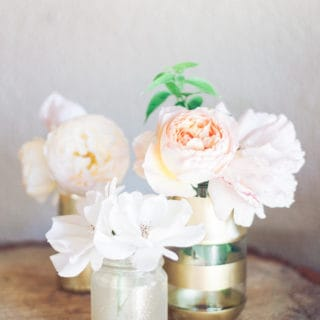 Time for a Budget Celebration: 15 DIY Wedding Decorations