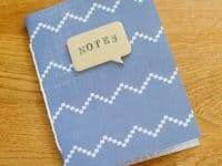 Jotting Down your Musings in DIY Style: 15 Homemade Notebooks