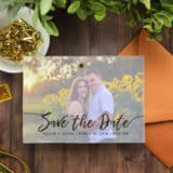 Time to Get Ready for the Big Day: 15 Best DIY Save the Date Ideas
