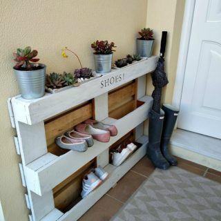 Line Them Up in Style: Cost-Effective and Smart DIY Shoe Organizers
