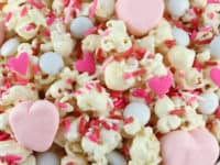 Valentines Popcorn 200x150 Love Affair You Will Adore: Homemade Valentine's Month Treats!