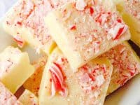 Easy candy cane fudge 200x150 Irresistible Treats: Yummy Fudge Recipes to Make This Easter and Beyond!