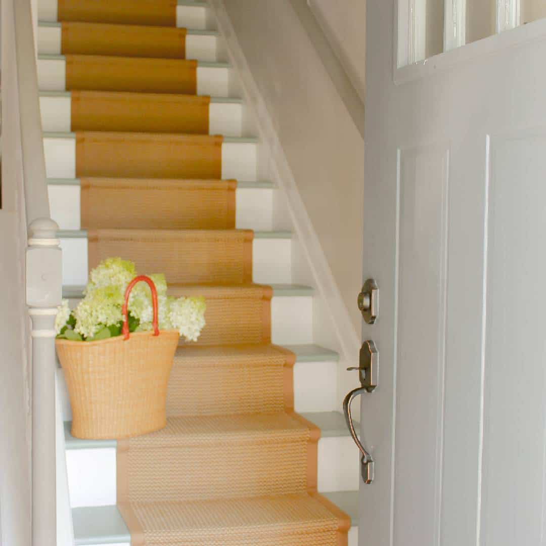 How to install a kid-friendly stair runner