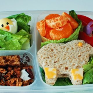 Early, Fun and Festive Treats: 15 Delicious Easter School Lunch Ideas