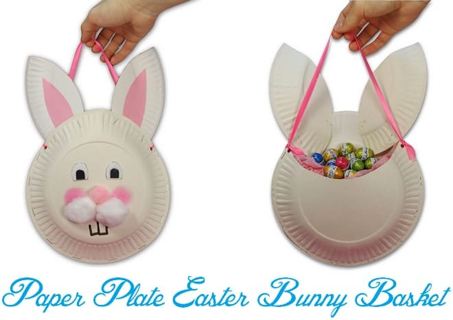 Hunting For Something Fun And Homemade Easter Kids Crafts