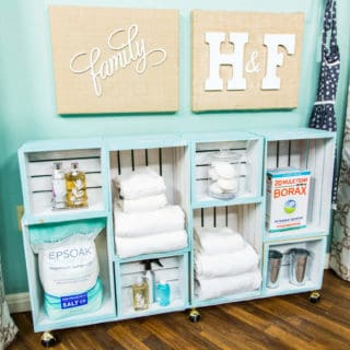 Space-Savers: 15 DIY Ways to Create More Storage in Your Bathroom