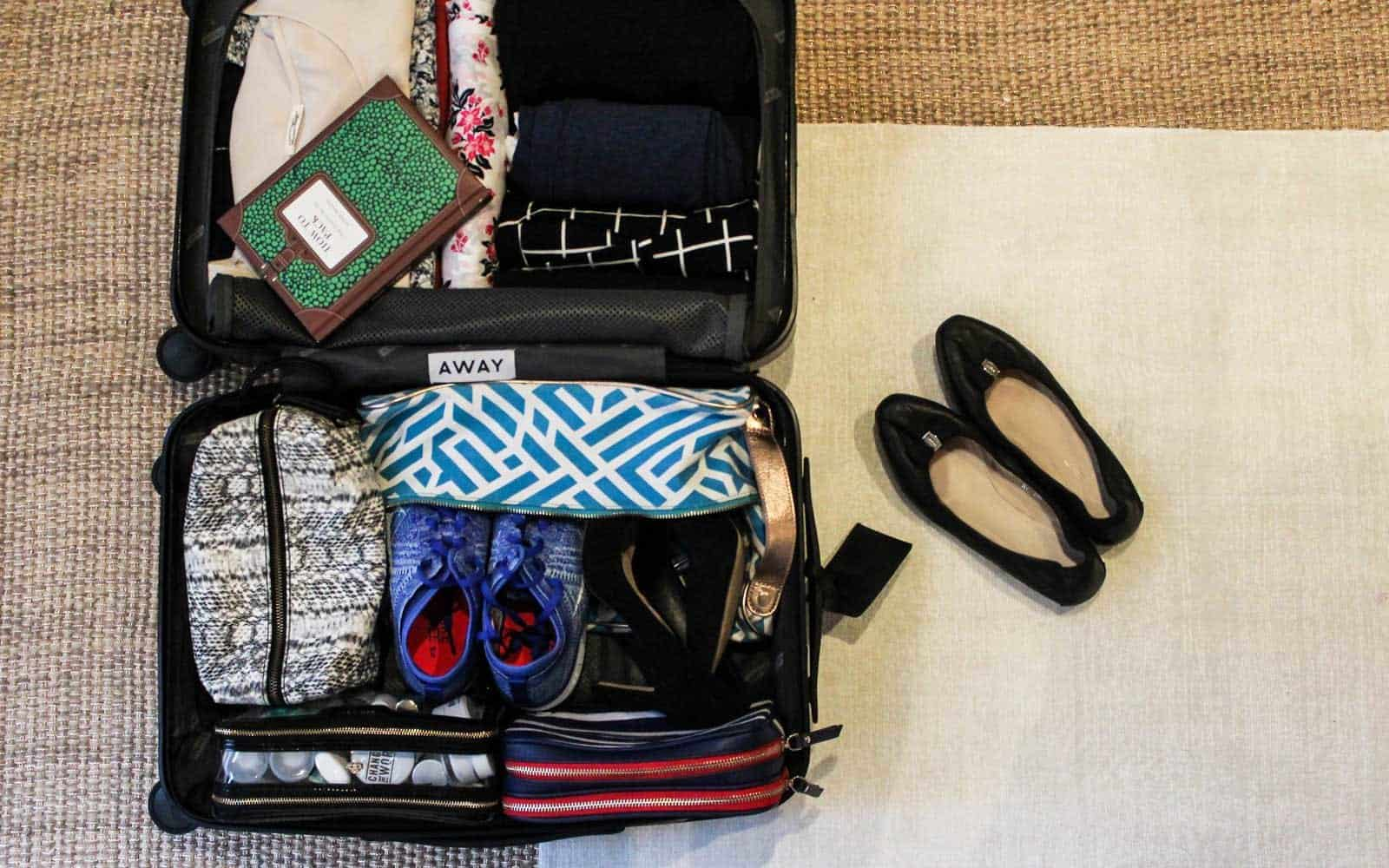 Start with a packing list