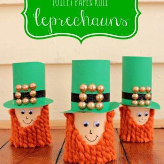 Fun in a Lucky Sorts of Way: Best St Patrick's Day Kids' Crafts