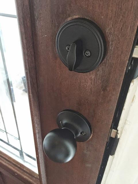 Updating your door's hardware