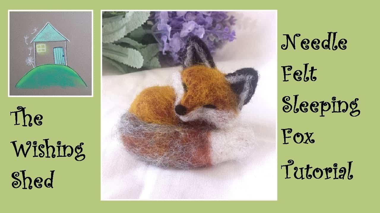 Easy sleeping fox