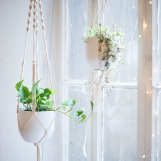 Knots and Weaves that Look Pretty: 15 Gorgeous Macrame Crafts