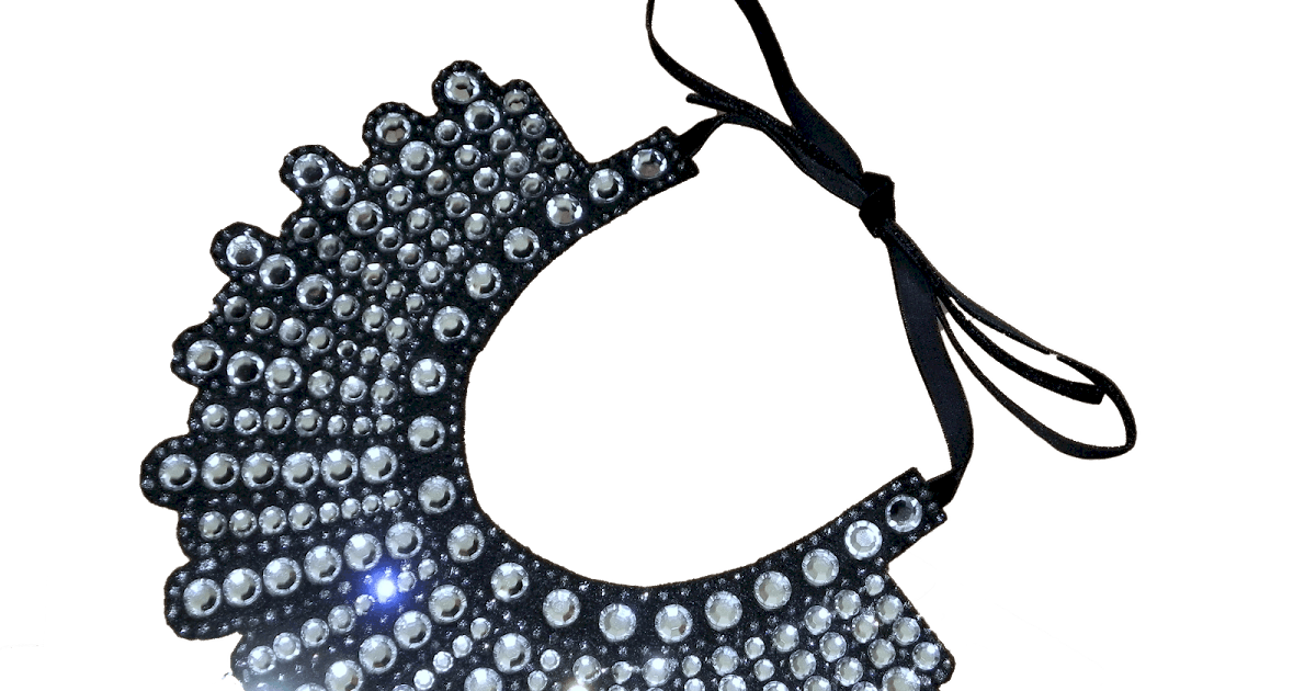 ead3849c7da68 A Rich Style Statement: 15 Gorgeous DIY Collar Necklaces