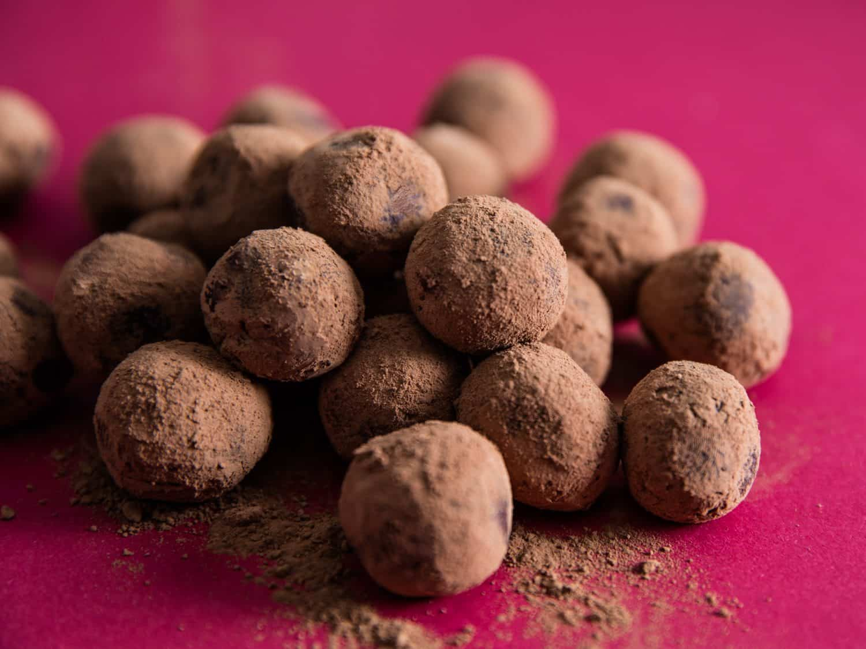 Chocolate ganache truffles 15 Delicious Chocolate Truffle Recipes That Taste Divine