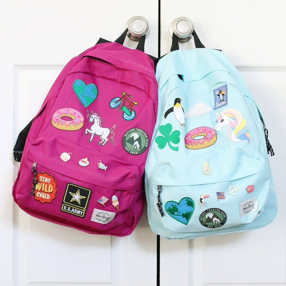 Cool patch backpacks 15 Best DIY Backpacks Ideas & Designs