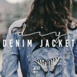 15 Best DIY Denim Jacket Projects to Try