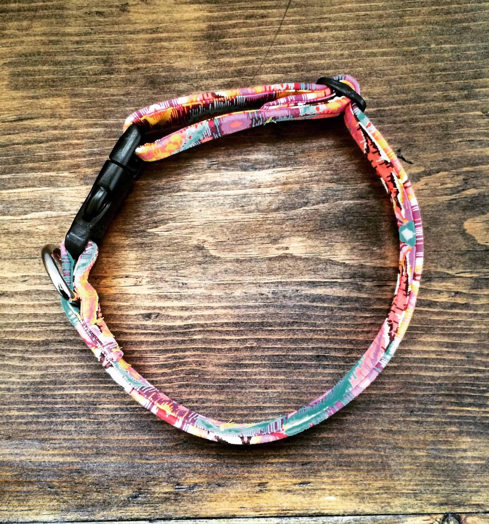 DIY adjustable pet collar 15 Best DIY Pet Collars that Look Fantastic