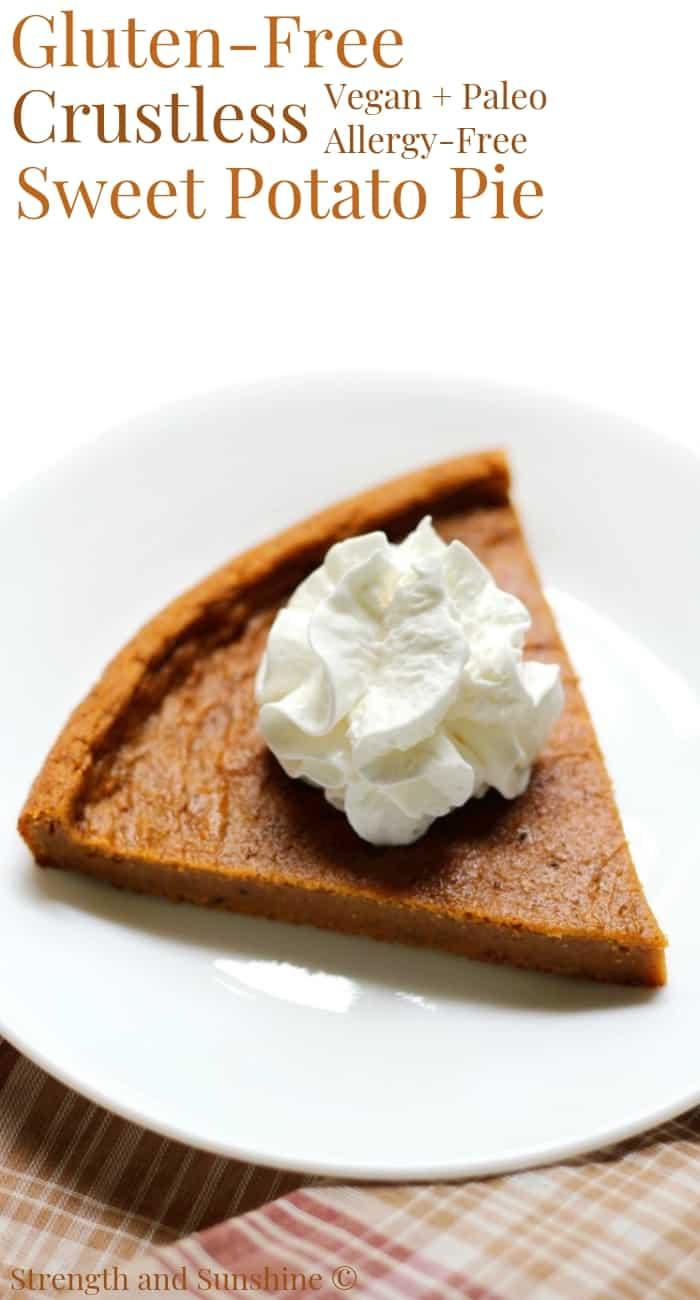 Gluten free crustless sweet potato pie 15 Best Fall Pie Recipes That Taste Delicious