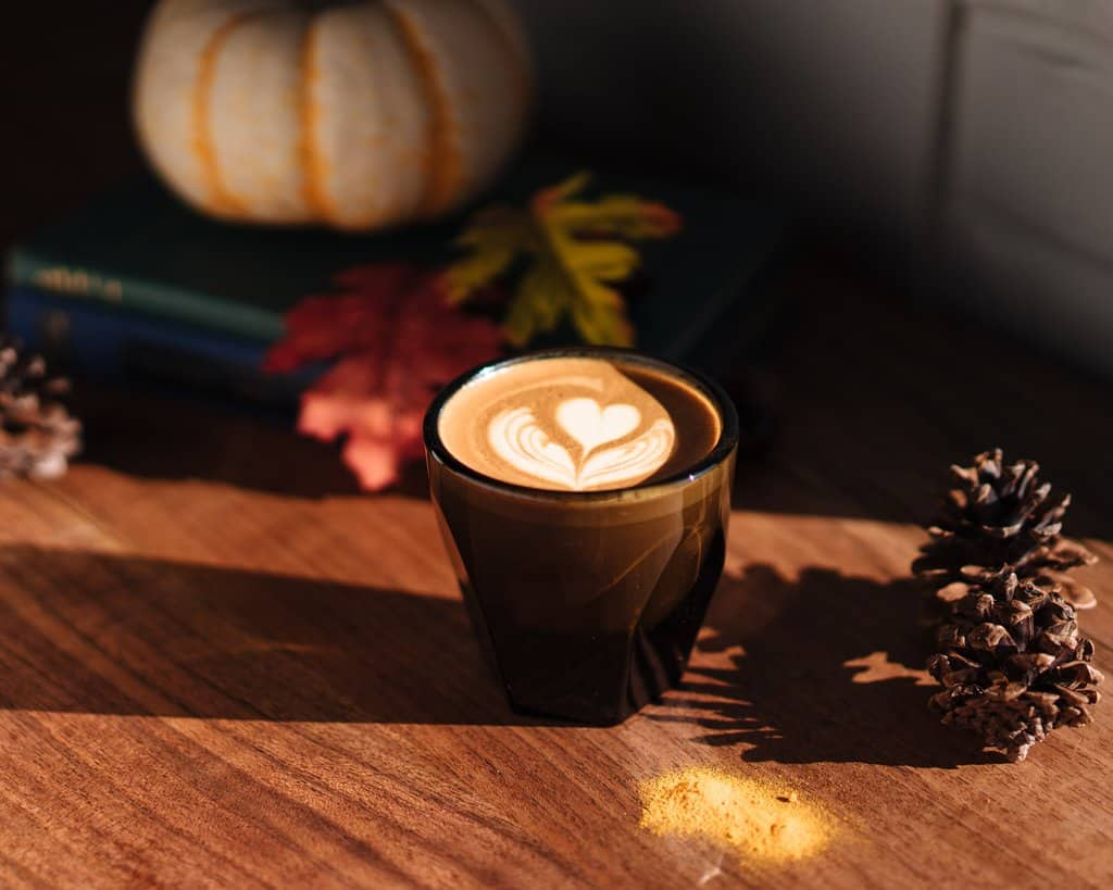 Golden maple latte 15 Best Coffee Recipes for Fall that Taste Delicious