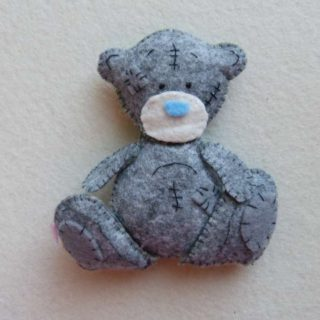 15 Cute Homemade Teddy Bears (Tutorials Included)