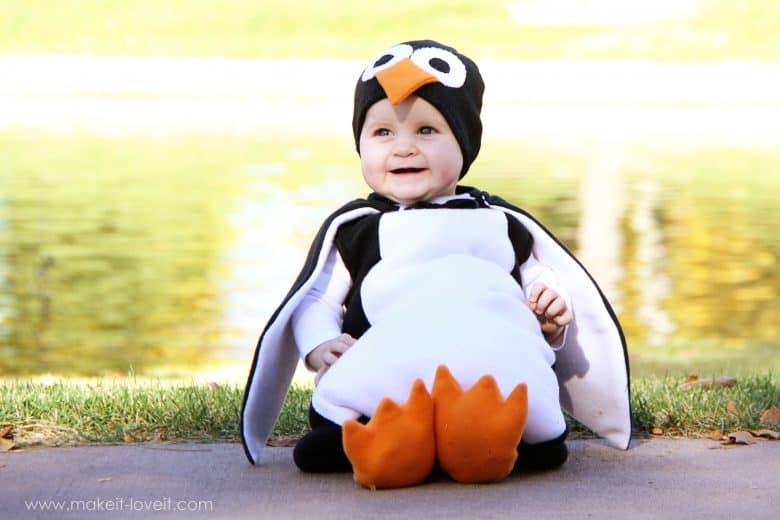 DIY penguin