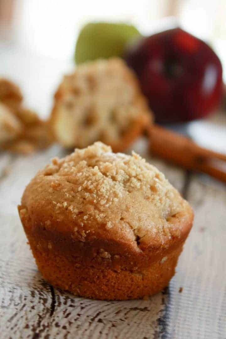 Delicious apple muffins 15 Tasty Fall Muffins Recipes to Try