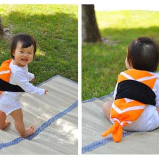 15 DIY Halloween Costumes for Babies