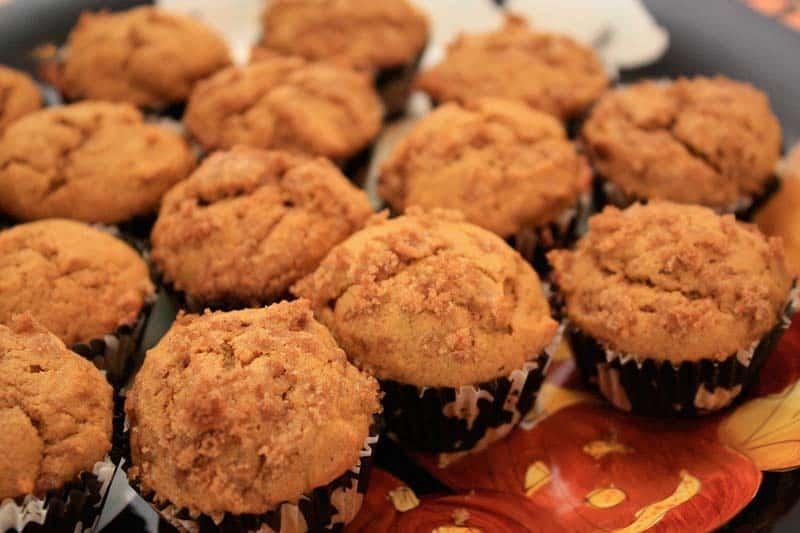 Tasty fall pumpkin muffins 15 Tasty Fall Muffins Recipes to Try