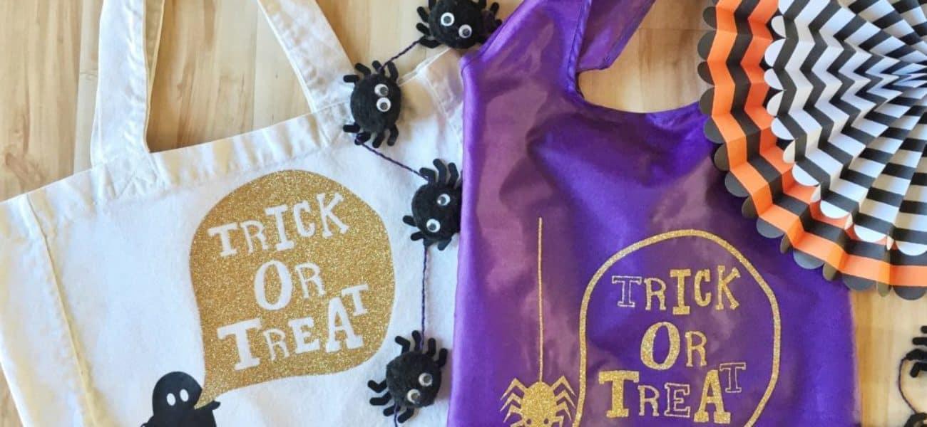 15 DIY Trick-or-Treat and Loot Bags