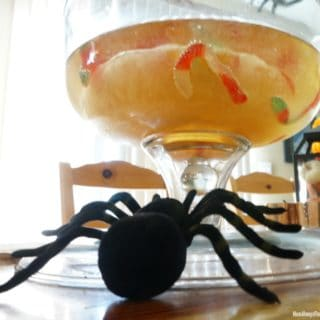 Halloween Homemade Punches for a Frightful Party