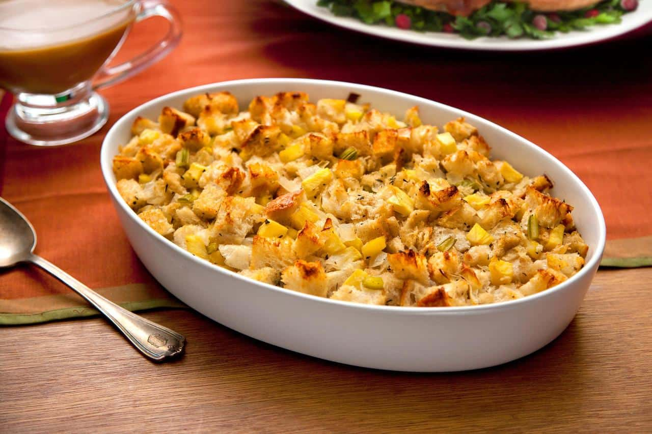 Classic apple and sage stuffing