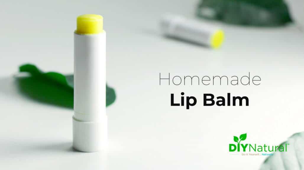 Custom, all-natural homemade lip balm
